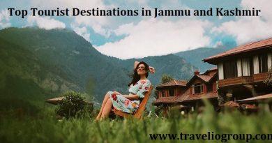 Top Tourist Destinations in Jammu and Kashmir