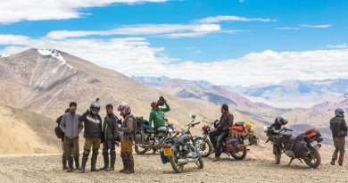 Why are Bike Trips to Ladakh so Popular