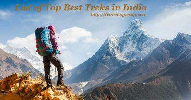 List of Top Best Treks in India