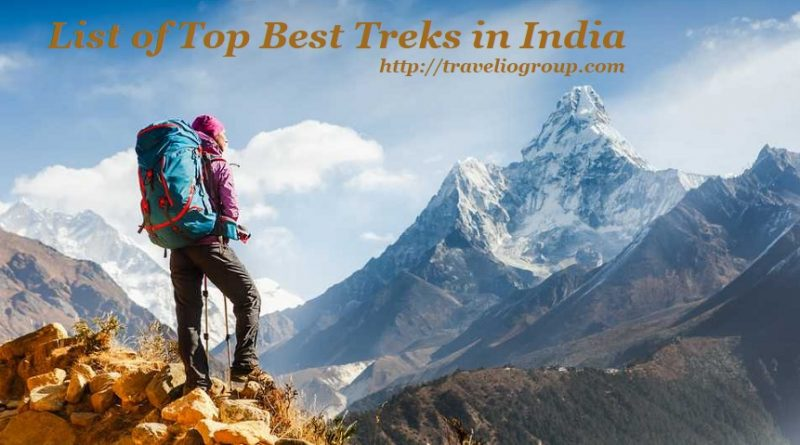 List of Top Best Treks in India