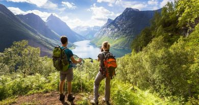 The World's Top Adventure Places