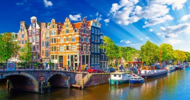 9 Most Colorful Destinations in Europe